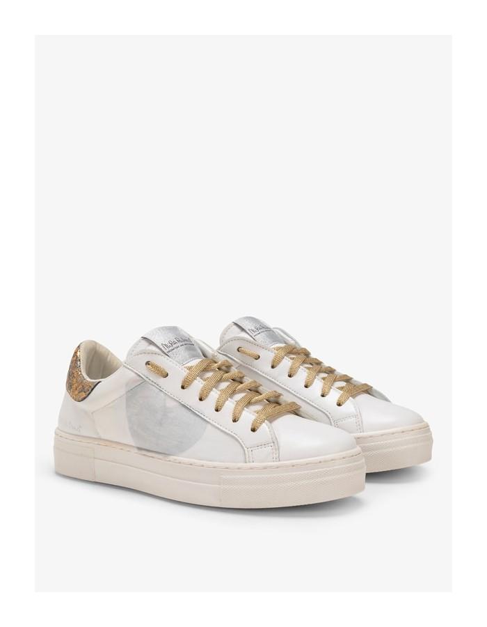Sneakers Martini Nefertiti - Cuore Argento