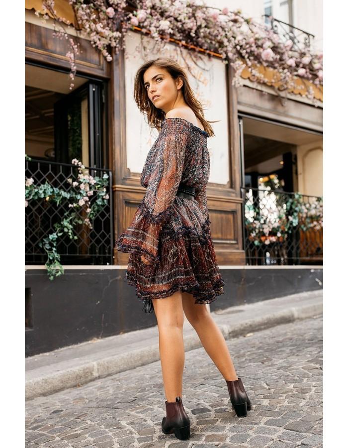 Miss June - Vestito Collins