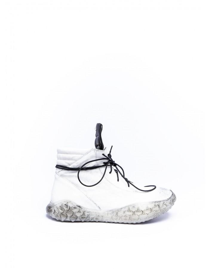 17.25 - Scarpe Texano colore Bianco
