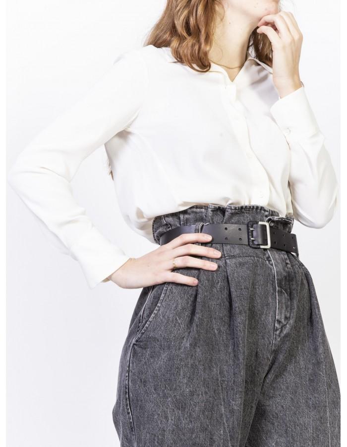 Souvenir - pantalone Jeans colore Nero