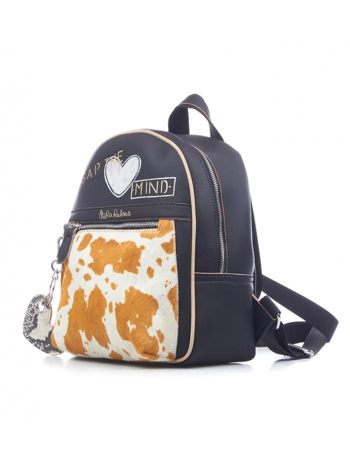 Nira Rubens - Bag Easy Pack Sierra Cow