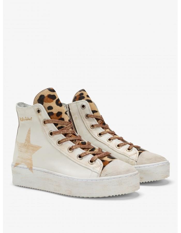 Nira Rubens Sneakers Long Island  - Stella White Leo